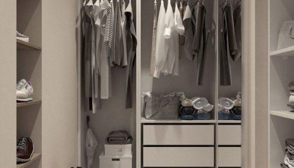 Organiza tu armario para poder encontrar como reciclarlo