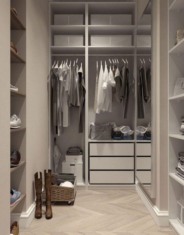 Organiza tú armario para poder encontrar como reciclarlo
