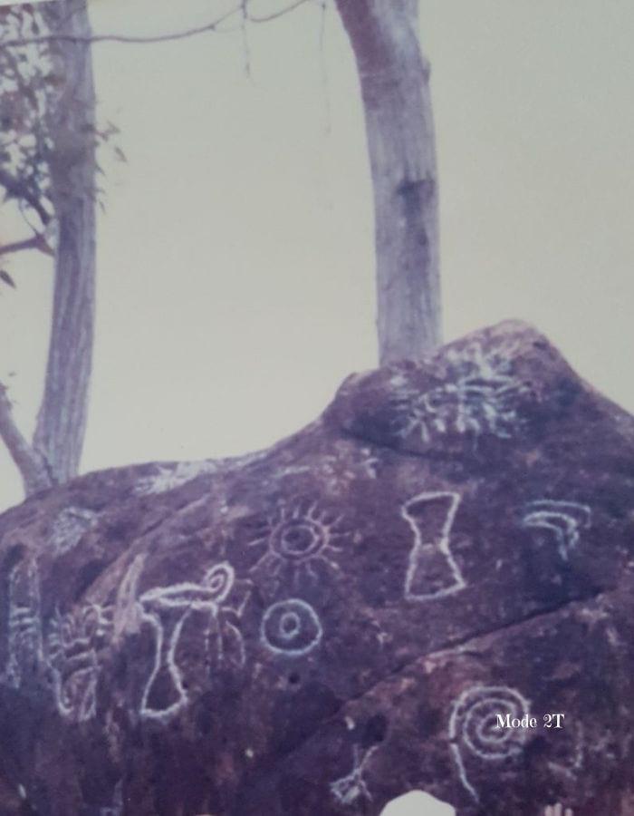 Recuerdos de la piedra pintada en Chiriquí Blog