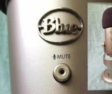 Micrófono ®Blue Yeti YouTube
