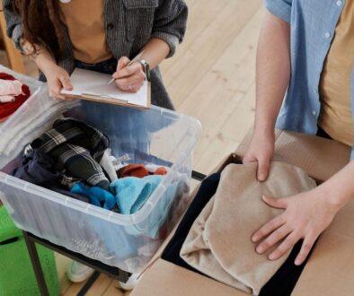 Limpieza de armario Blog